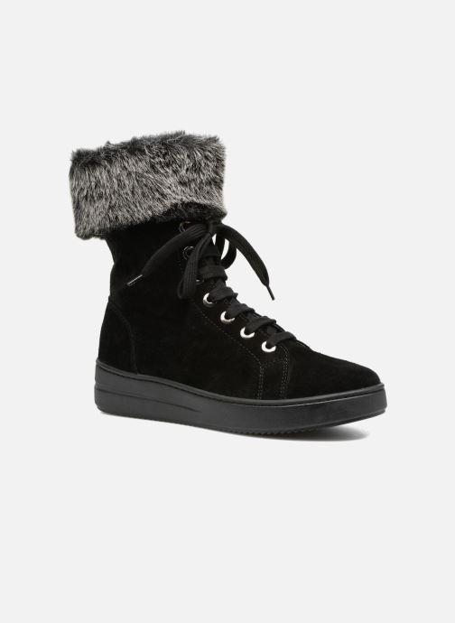 Boots en enkellaarsjes The Flexx Cuff It Up Zwart detail
