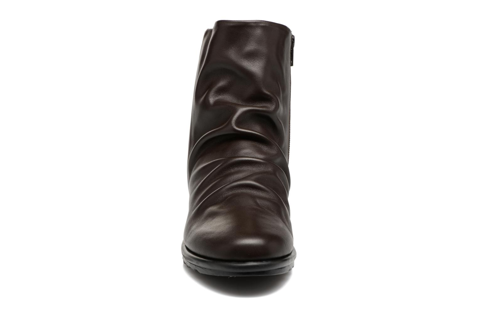 Ankle boots The Flexx Pan Fried Brown model view
