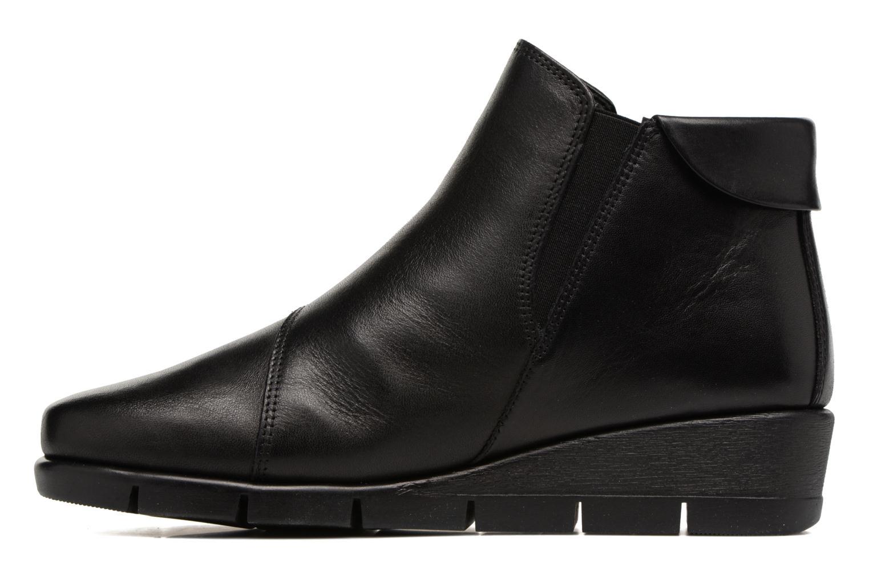Bottines et boots The Flexx Pan Pete Noir vue face