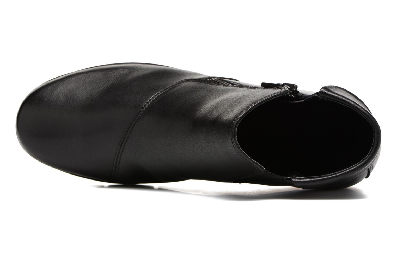 Bottines et boots The Flexx Pan Pete Noir vue gauche