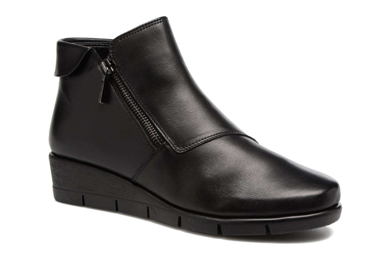 Ankle boots The Flexx Pan Pete Black detailed view/ Pair view