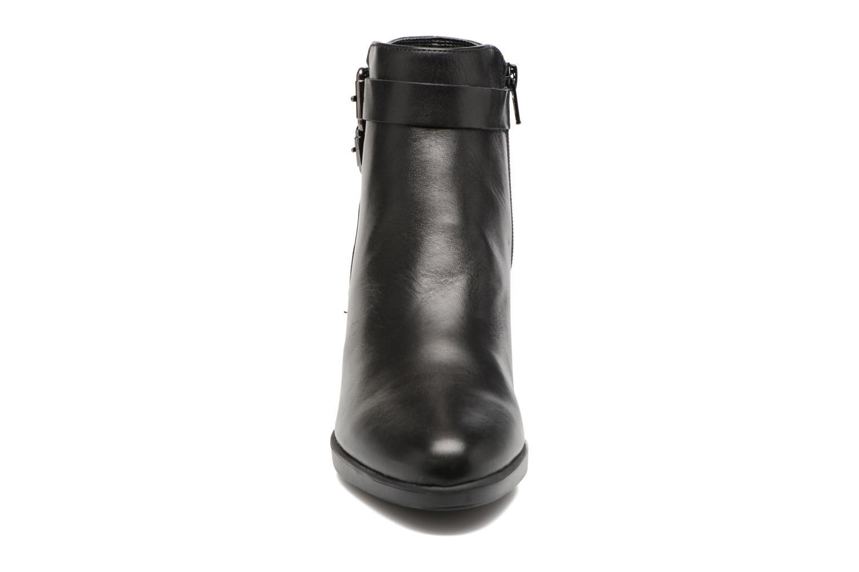 Bottines et boots The Flexx Minerva Noir vue portées chaussures