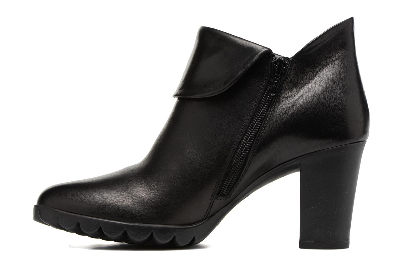 Ankle boots The Flexx Dipartment Black front view