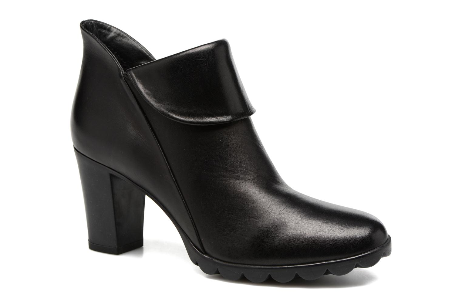 Ankle boots The Flexx Dipartment Black detailed view/ Pair view