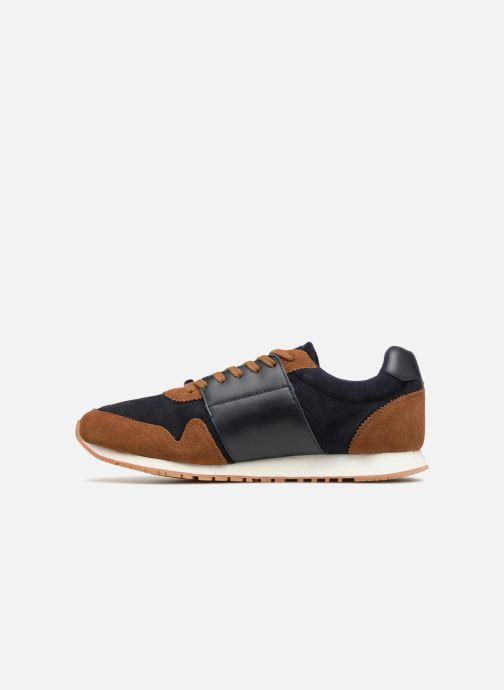 Sneakers Faguo OLIVE23 Blauw voorkant