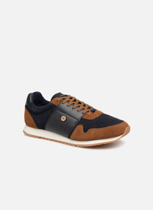 Sneakers Faguo OLIVE23 Blauw detail