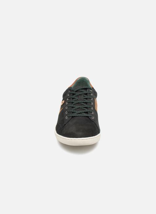 Baskets Faguo Hosta Synthetic Noir vue portées chaussures
