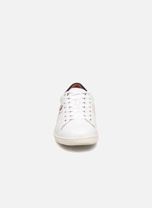 Baskets Faguo Hosta Synthetic Blanc vue portées chaussures