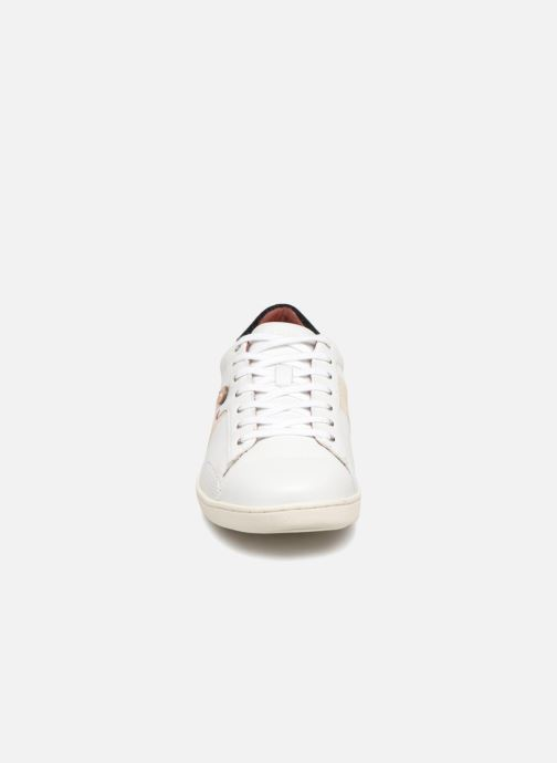 Baskets Faguo Hosta Blanc vue portées chaussures