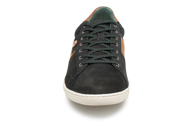 Baskets Faguo Hosta Noir vue portées chaussures