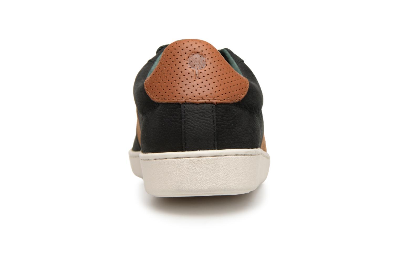 Baskets Faguo Hosta Noir vue droite