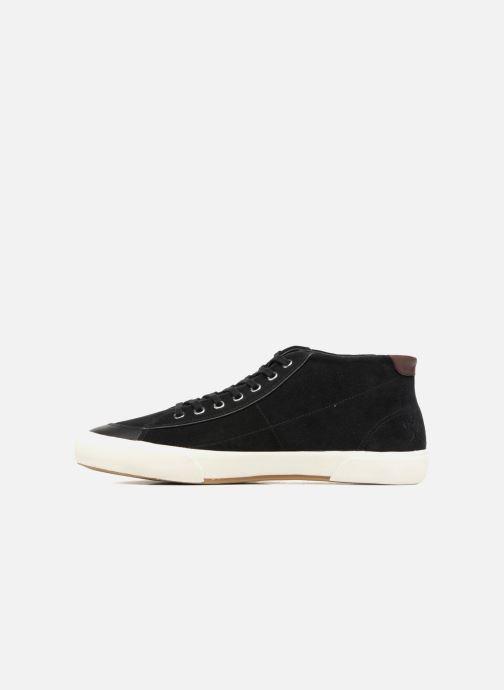 Sneakers Faguo BIRCHMID02 Nero immagine frontale