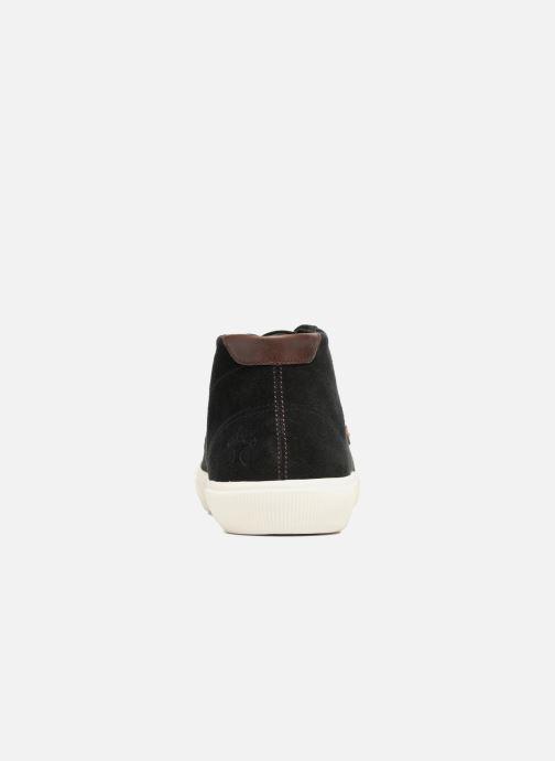 Sneakers Faguo BIRCHMID02 Nero immagine destra