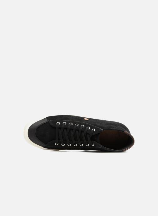 Sneakers Faguo BIRCHMID02 Nero immagine sinistra