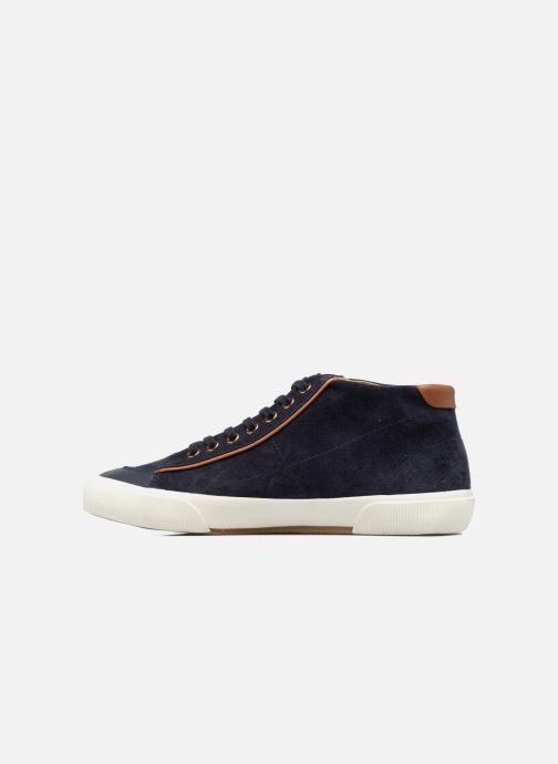 Sneaker Faguo BIRCHMID02 blau ansicht von vorne