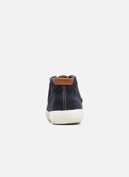 Sneakers Faguo BIRCHMID02 Blauw rechts