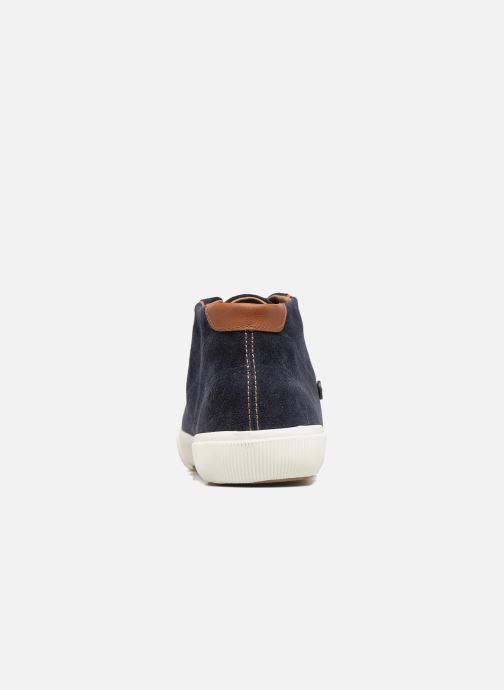 Sneaker Faguo BIRCHMID02 blau ansicht von rechts