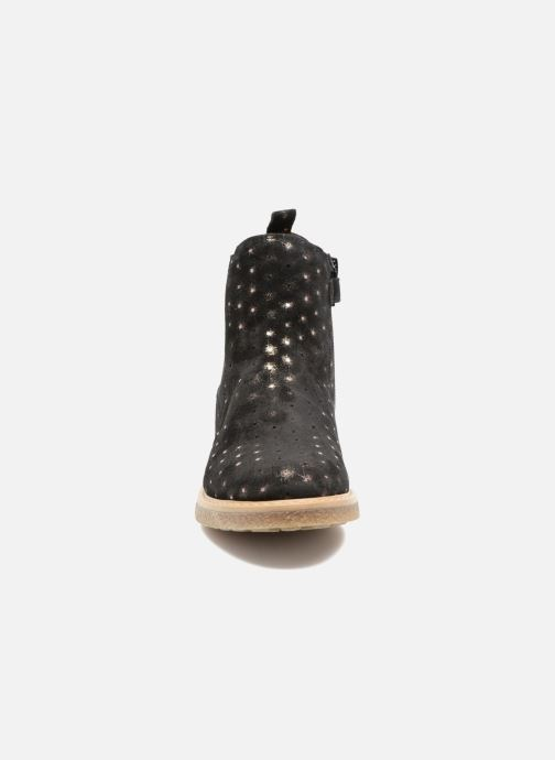 Stiefeletten & Boots Unisa Nevada schwarz schuhe getragen