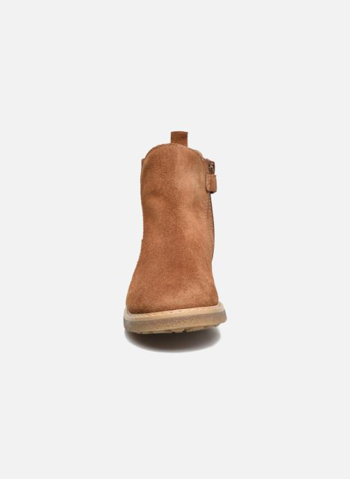 Bottines et boots Unisa Nevada Marron vue portées chaussures