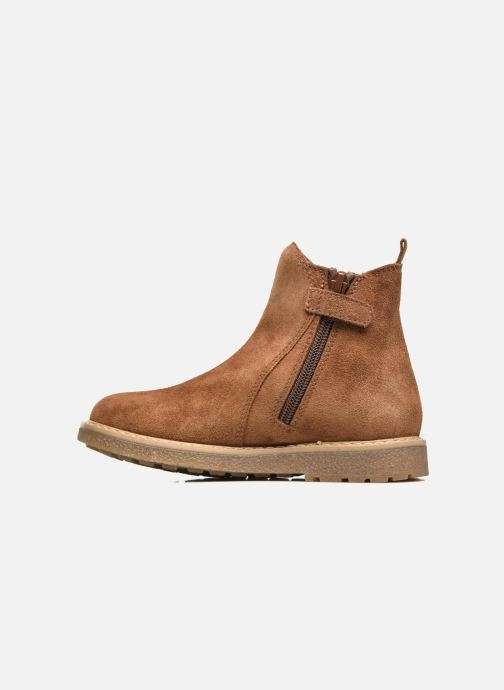 Bottines et boots Unisa Nevada Marron vue face