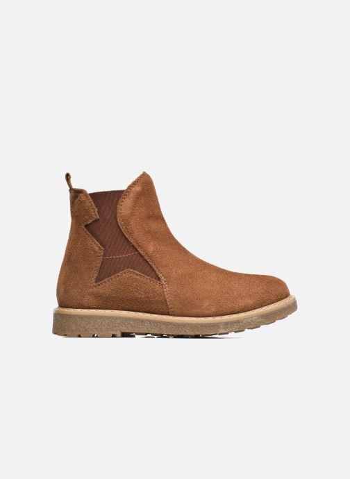 Bottines et boots Unisa Nevada Marron vue derrière