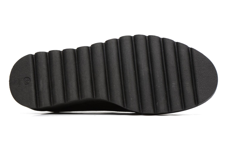 Chaussures à lacets Unisa Mick Gris vue haut