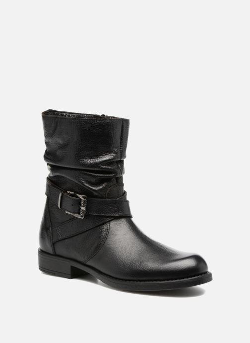 Støvler & gummistøvler Unisa Gador Sort detaljeret billede af skoene