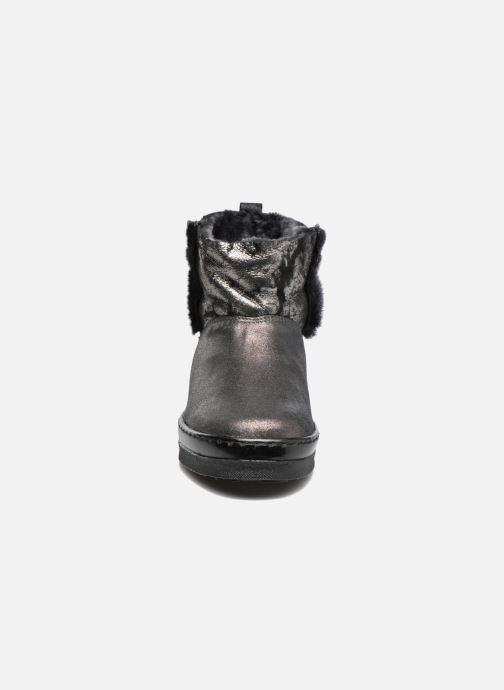 Bottines et boots Unisa Fis Noir vue portées chaussures