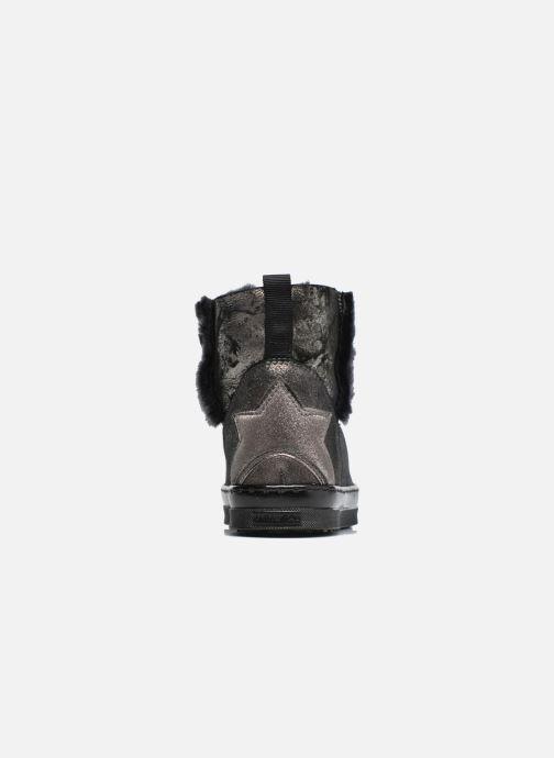 Bottines et boots Unisa Fis Noir vue droite