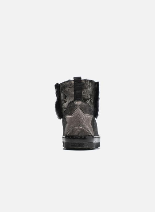 Ankle boots Unisa Fis Black view from the right