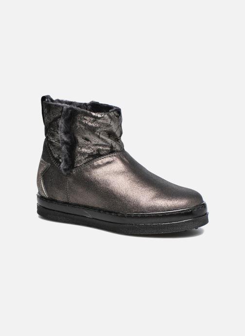 Bottines et boots Unisa Fis Noir vue détail/paire