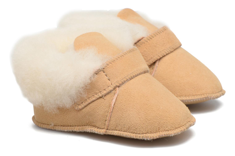 Pantoffels Little Mary BB Alaska Beige 3/4'