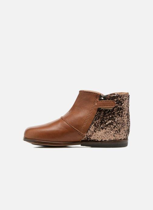 Stiefeletten & Boots Little Mary Clotilde braun ansicht von vorne