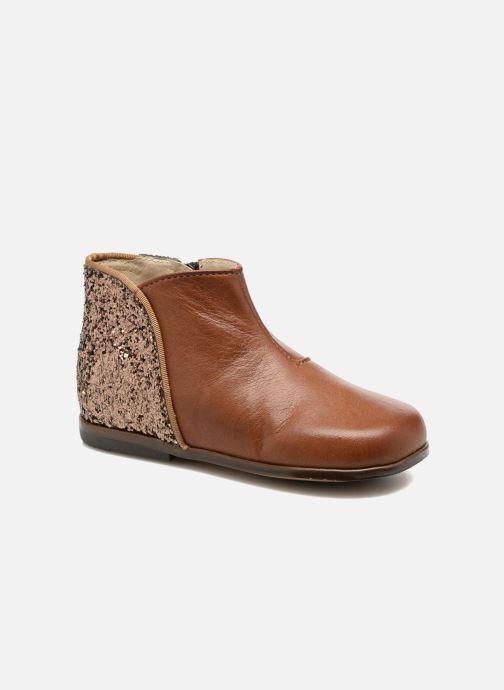 Stiefeletten & Boots Little Mary Clotilde braun detaillierte ansicht/modell