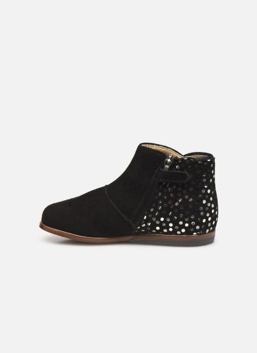 Bottines et boots Little Mary Clotilde Noir vue face