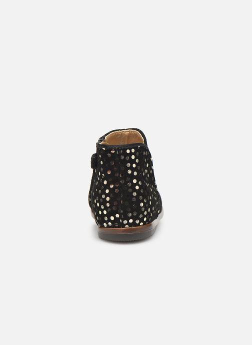 Bottines et boots Little Mary Clotilde Noir vue droite