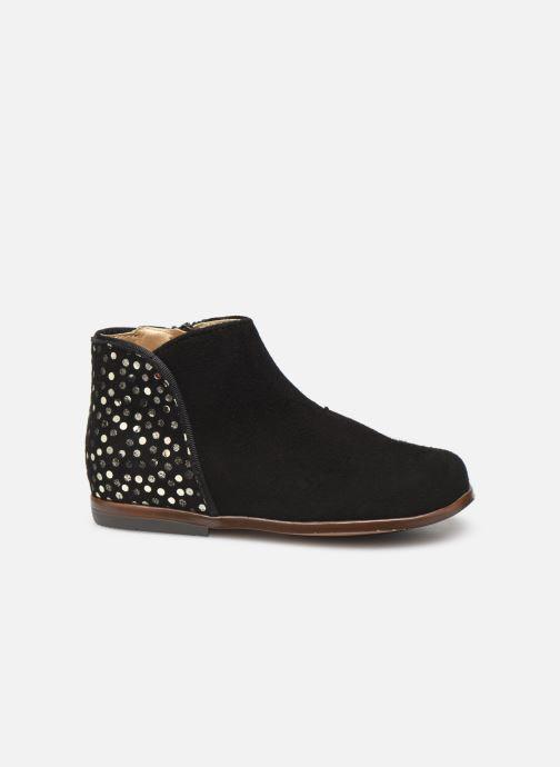 Bottines et boots Little Mary Clotilde Noir vue derrière