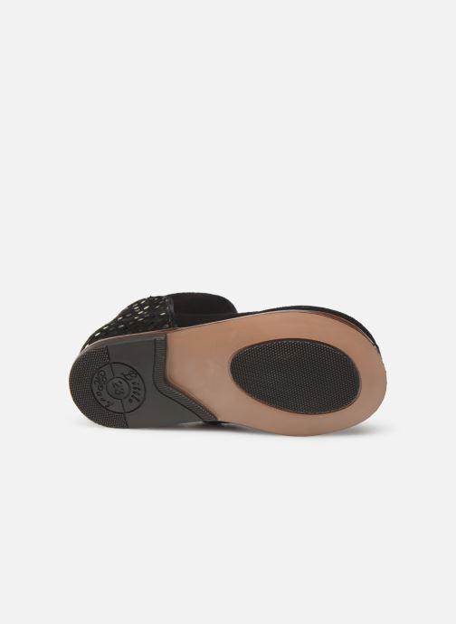 Bottines et boots Little Mary Clotilde Noir vue haut