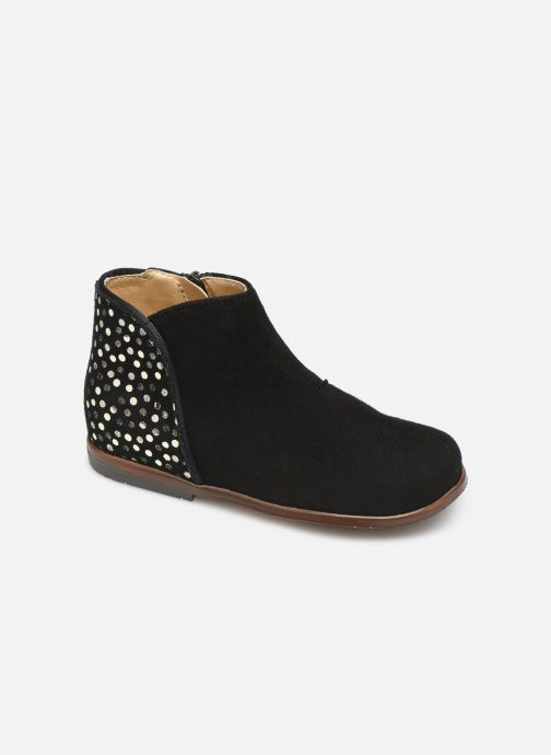 Bottines et boots Little Mary Clotilde Noir vue détail/paire