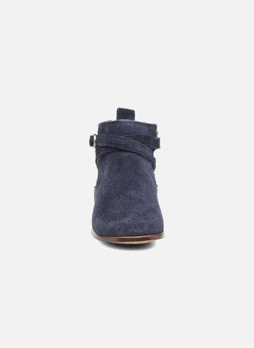 Bottines et boots Little Mary Amillle Bleu vue portées chaussures