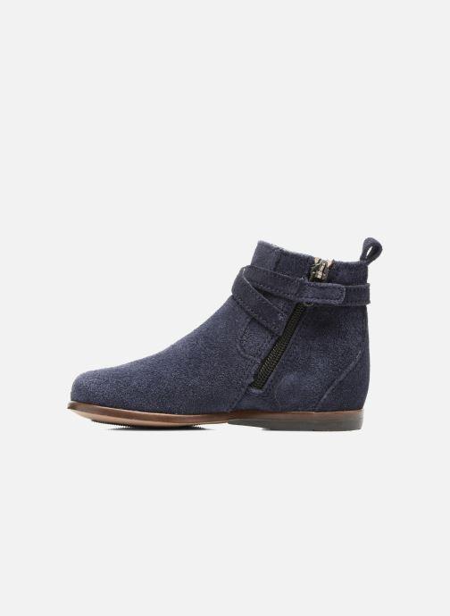 Bottines et boots Little Mary Amillle Bleu vue face