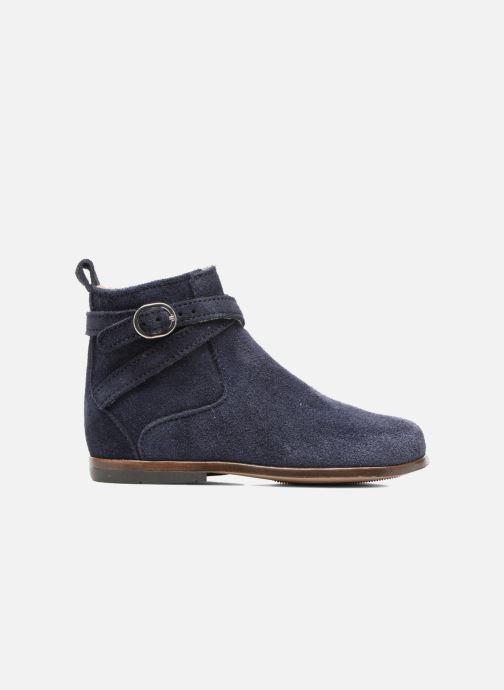 Bottines et boots Little Mary Amillle Bleu vue derrière