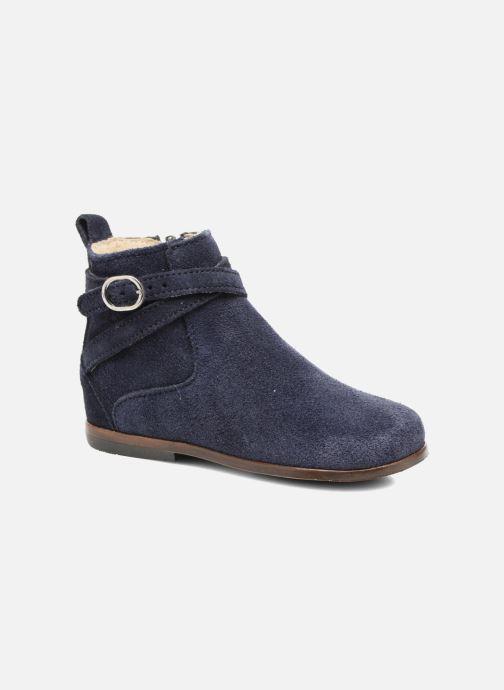 Bottines et boots Little Mary Amillle Bleu vue détail/paire