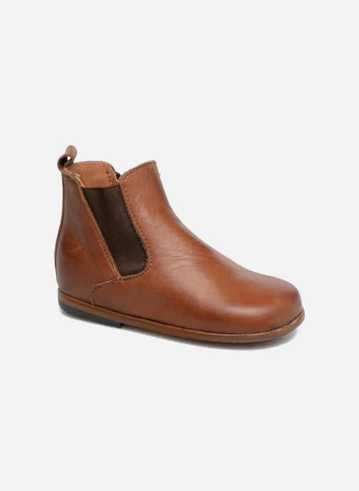 Bottines et boots Little Mary Aron Marron vue détail/paire