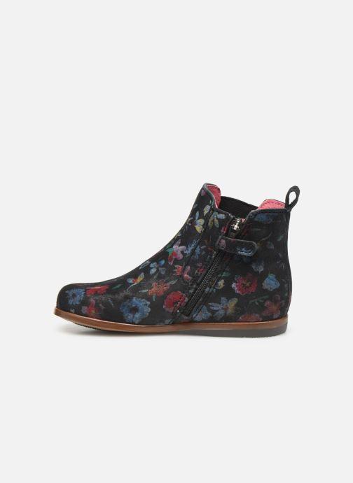 Bottines et boots Little Mary Aron Noir vue face