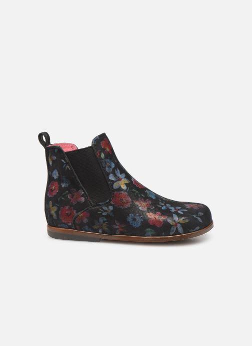 Bottines et boots Little Mary Aron Noir vue derrière