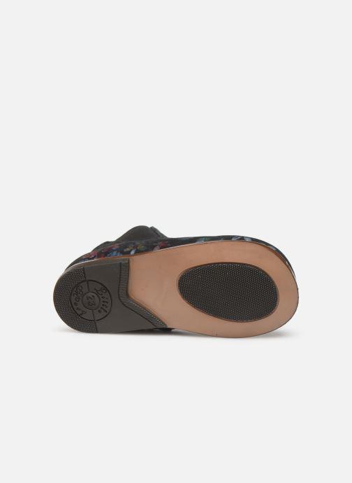 Bottines et boots Little Mary Aron Noir vue haut