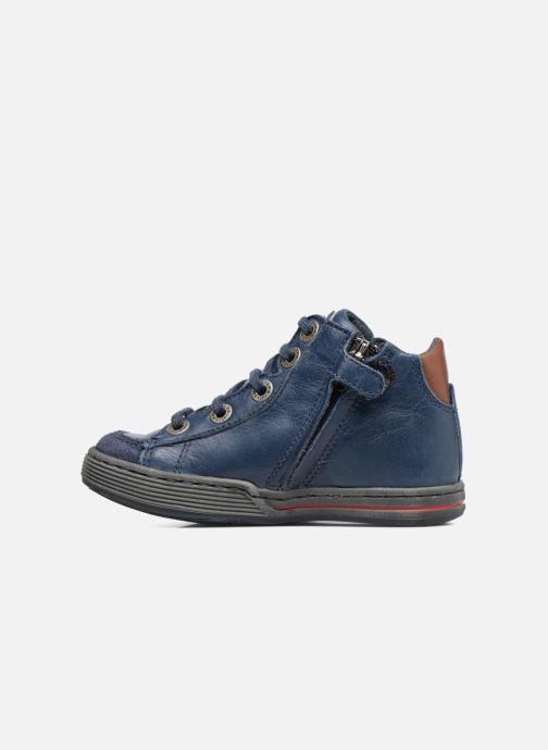 Sneakers Little Mary Cooper Blauw voorkant