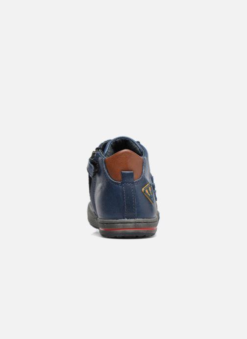 Sneakers Little Mary Cooper Blauw rechts