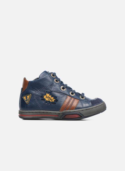 Sneakers Little Mary Cooper Blauw achterkant